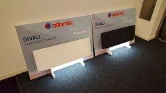 Nouveau radiateur connecté Atlantic